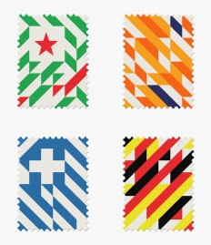 World Cup Stamps 2014 | AisleOne
