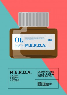 M.A.R.I.L.U.L.A. Theatrical promo posters by Quim... - ART IS LOVE · DESIGN IS COMMUNICATION