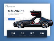 Mercedes AMG by Flatstudio