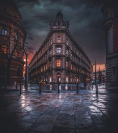 Stunning Instagrams of Budapest by Krénn Imre