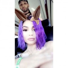 Kylie Jenner's Snapchat Revealed it Again: Kylie and Tyga are Still Dating