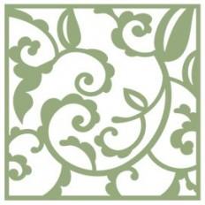 Free SVG File (Sure Cuts A Lot) 03.17.10 – Spring Flourish Square | Templates | Pinterest