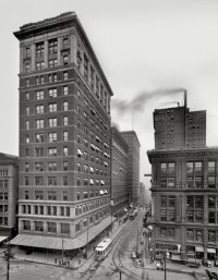 35 High Resolution Photos of USA Cities From 1900′s and 1910′s