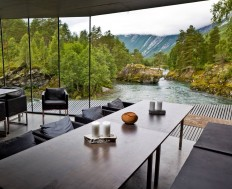 Hotel in Norway where the movie Ex Machina was shot [1200x979] : RoomPorn