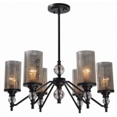 Nadia 6 Light Chandelier - Free Shipping Today - Overstock.com - 20003157