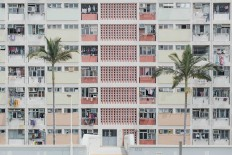 Hong Kong Puzzles: Stunning Urban Photography by Justyna Zdu?czyk