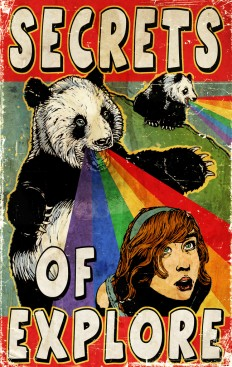 Flickr Photo Download: Of Pandas and Rainbows