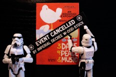 Woodstock Festival cancelled by Imperial decree on Flickr - Photo Sharing!