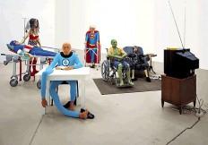 Superhero Nursing Home (4 pics) - My Modern Metropolis