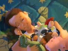 Toy_Story_3_color_script_Andy_with_toys.jpg (image)