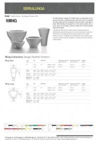 MING - SERRALUNGA - (Version JPG) - PDF Catalogues | Documentation | Brochures