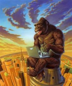King Kong Blogs final by ~jasonedmiston