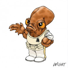 A is for Ackbar by *joewight