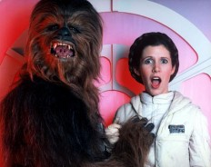 Flickr Fotodownload: Chewie & Leia