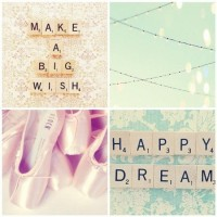 Wish Big, Dream Happy | Flickr - Photo Sharing!