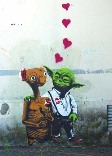 Wooster Collective: All You Need Is Love from zed1