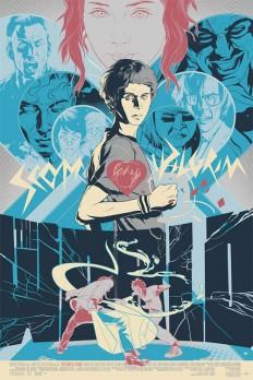 Epic Scott Pilgrim-Poster - Nerdcore