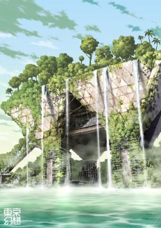 Post-apocalyptic Tokyo scenery ::: Pink Tentacle