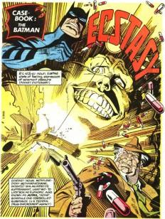 Batman vs the mad XTC-Killer - Nerdcore