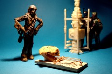 Catch a Wookiee with a Cookie | Flickr - Fotosharing!