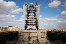 World Of Mysteries: Abandoned Remains of the Russian Space Shuttle Project Buran