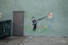 rebel:art » Blog Archive » Update: Banksy