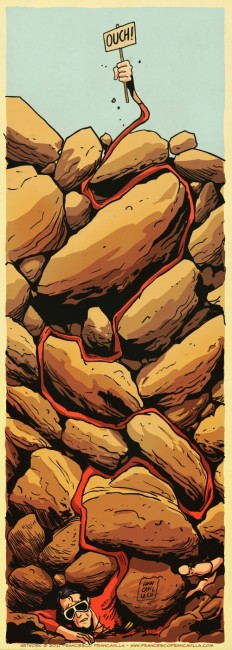 The Art of Francesco Francavilla ::: Plastic Man :::