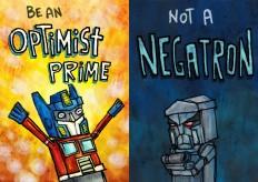 Optimist Prime by ~avid