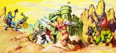Masters Of The Universe - 20 (painting by Earl Norem) | Flickr - Fotosharing!