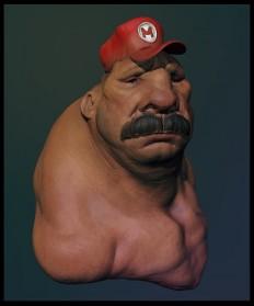 Mario Concept by jjvdb15 - CGHUB