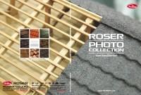 Roser Photo Collection - Roser Co., Ltd. - (Version JPG) - PDF Catalogues | Documentation | Brochures