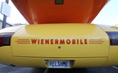 An Inside Look at RELSHME, A Touring Oscar Mayer Wienermobile