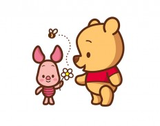 Pooh and Piglet | Flickr - Fotosharing!