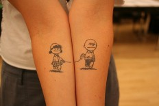 Comic tattoo | Flickr - Fotosharing!