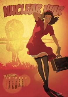 ANDREW TARUSOV: Apocalypse Tomorrow 2012 Calendar
