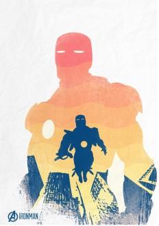 Avengers Characters Prints - PEWPEWPEW