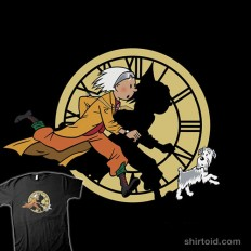 The Adventures of Doc and Einy | Shirtoid