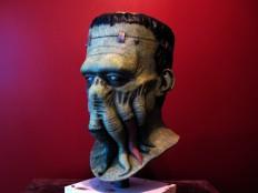Frankenthulhu mask by ~AfterlightRob
