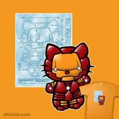 Prototype Kitty | Shirtoid