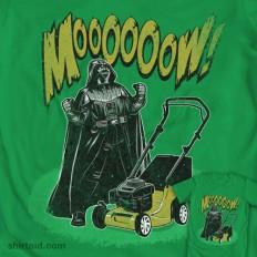 Vader Mow | Shirtoid