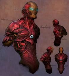 not Ironman, fleshman. by retrovenus - retrovenus miravis - CGHUB