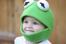Muppet Kermit Costume Small von JustZipity auf Etsy