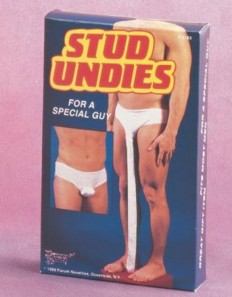 Stud Undies, For the Special Well-Endowed Guy