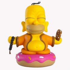 Product Preview – The Simpsons Homer Buddha | Kidrobot Blog
