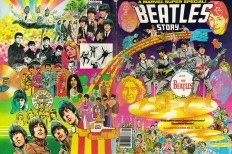 The Beatles in Comics › Nerdcore