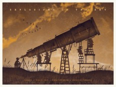 DKNG Studios » Explosions In The Sky // Nashville, TN Poster