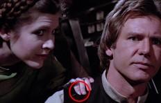 Leias Coke-Nail in Return of the Jedi › Nerdcore