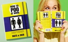 Must Read: How To Poo At Work | Incredible Things
