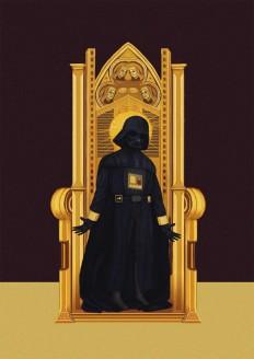 Darth Vader by ~xearslll