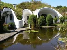 Real Hidden Earth House Oasis in Switzerland - My Modern Metropolis